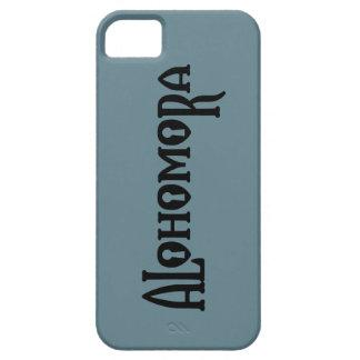 Alohomora iPhone 5 Cover