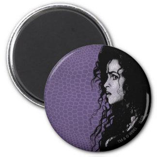 Bellatrix Lestrange 5 Fridge Magnet
