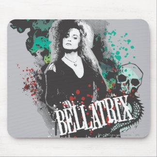 Bellatrix Lestrange Graphic Logo Mouse Pad