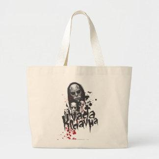 Death Eater Avada Kedavra Jumbo Tote Bag Zazzle_bag