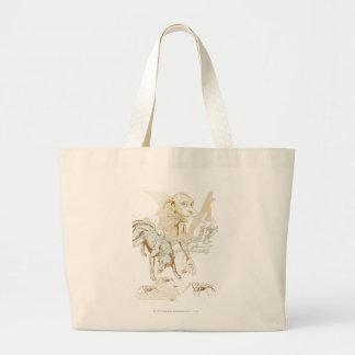 Dobby Large Tote Bag