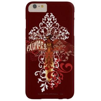 Fawkes Spread Wings Barely There iPhone 6 Plus Case