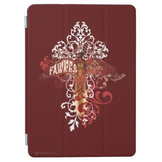 Fawkes Spread Wings iPad Air Cover