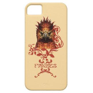 Fawkes Staring iPhone SE/5/5S Case