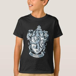 Gryffindor crest blue T-Shirt Zazzle_shirt