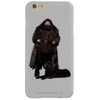 Hagrid and Dog Barely There iPhone 6 Plus Case
