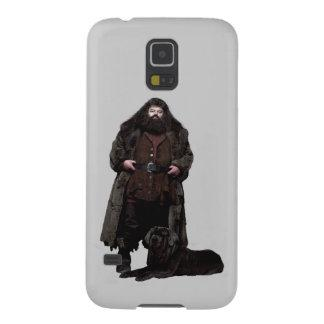 Hagrid and Dog Case For Galaxy S5