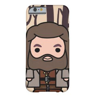 Hagrid Cartoon Character Art Barely There iPhone 6 Case