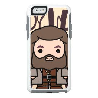 Hagrid Cartoon Character Art OtterBox iPhone 6/6s Case