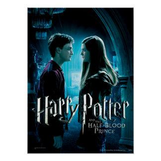 Harry and Ginny 1 Poster Zazzle_print