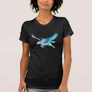 Harry and Hermione on a Hippogriff Tee Shirt Zazzle_shirt