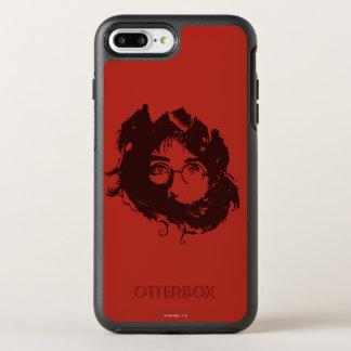 "HARRY POTTERâ""¢ And Death Eaters Graphic OtterBox Symmetry iPhone 7 Plus Case"