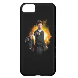 Harry Potter and Ron Weasely Cover For iPhone 5C