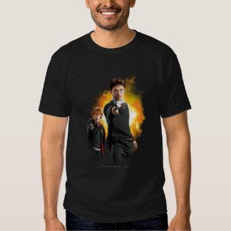 Harry Potter and Ron Weasely Shirt Zazzle_shirt