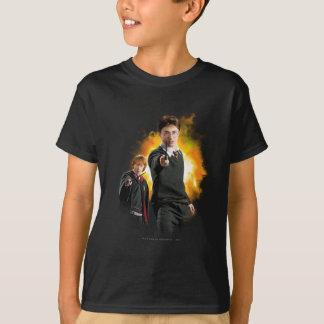 Harry Potter and Ron Weasely T-Shirt Zazzle_shirt