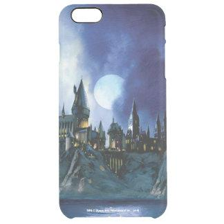 Harry Potter | Hogwarts By Moonlight Clear iPhone 6 Plus Case
