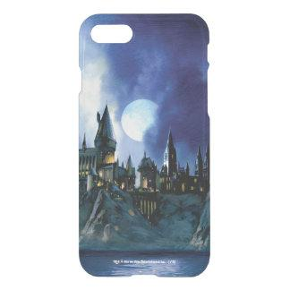 Harry Potter | Hogwarts By Moonlight iPhone 7 Case