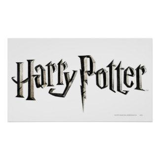 Harry Potter Logo Poster