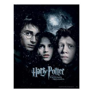 Harry Potter Movie Poster Zazzle_print