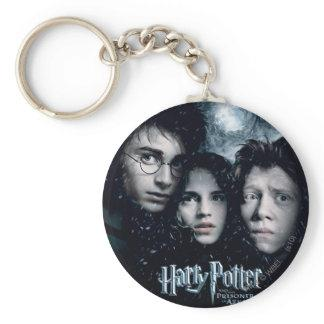 Harry Potter Movie Poster Keychain