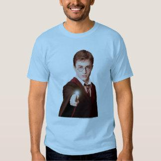 Harry Potter Points Wand T-shirts Zazzle_shirt