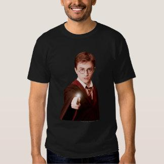 Harry Potter Points Wand Tee Shirt