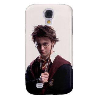 Harry Potter Wand Raised Galaxy S4 Case