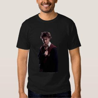 Harry Potter Wand Raised Shirt