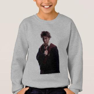 Harry Potter Wand Raised Sweatshirt