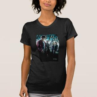 Harry Potter With Dumbledore Ron and Hermione 1 Tee Shirts Zazzle_shirt
