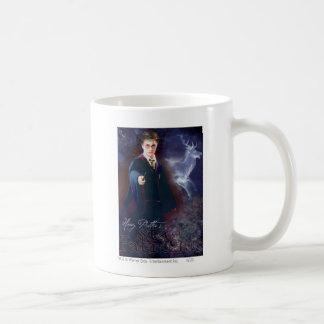 Harry Potter's Stag Patronus Coffee Mug Zazzle_mug