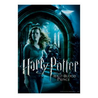 Hermione Granger 3 Poster