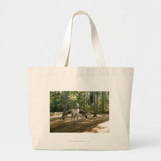 Hippogriff Large Tote Bag Zazzle_bag