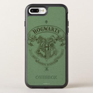 "HOGWARTSâ""¢ Banner Crest OtterBox Symmetry iPhone 7 Plus Case"
