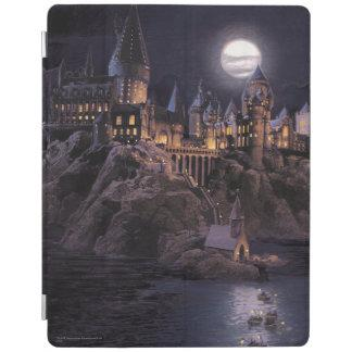 Hogwarts Boats To Castle iPad Smart Cover