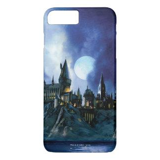 Hogwarts By Moonlight iPhone 7 Plus Case