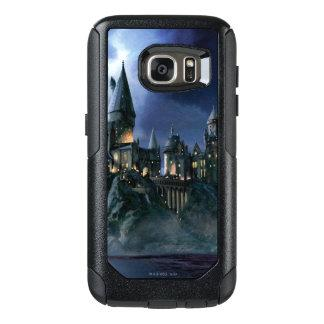 Hogwarts Castle At Night OtterBox Samsung Galaxy S7 Case
