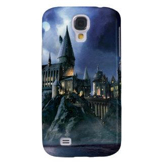 Hogwarts Castle At Night Samsung Galaxy S4 Case