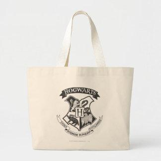 Hogwarts Crest 2 Large Tote Bag
