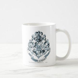 Hogwarts Crest Blue Coffee Mug Zazzle_mug
