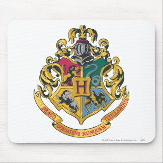 Hogwarts Crest Full Color Mouse Pad Zazzle_mousepad