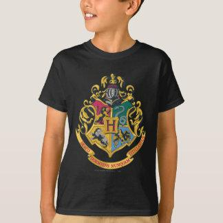 Hogwarts Four Houses Crest T-Shirt Zazzle_shirt