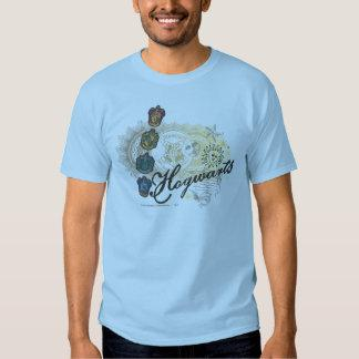 Hogwarts Logo and Profossors 2 Dresses Zazzle_shirt