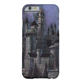 Hogwarts Magnificent Castle Barely There iPhone 6 Case
