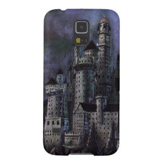 Hogwarts Magnificent Castle Galaxy S5 Case