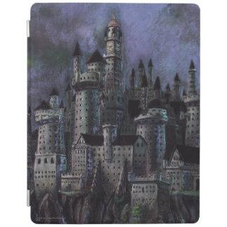 Hogwarts Magnificent Castle iPad Smart Cover