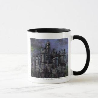Hogwarts Magnificent Castle Mug Zazzle_mug