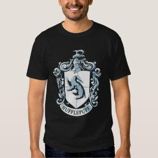 Hufflepuff Crest Blue Tee Shirt Zazzle_shirt