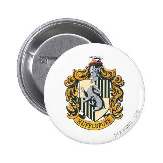 Hufflepuff Crest Button