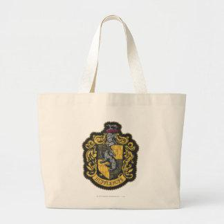 Hufflepuff Crest Large Tote Bag Zazzle_bag